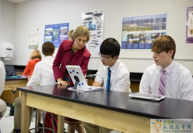 St.Andrew's School-圣安德鲁斯中学-St-Andrew's School教师指导