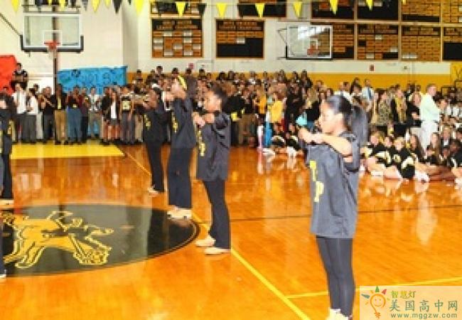 St.Anthony's High School-圣安东尼中学-St-Anthony's High School运动场