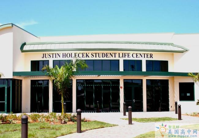 St.John Neumann Catholic High School-圣约翰诺依曼天主中学-St-John Neumann Catholic High School建筑