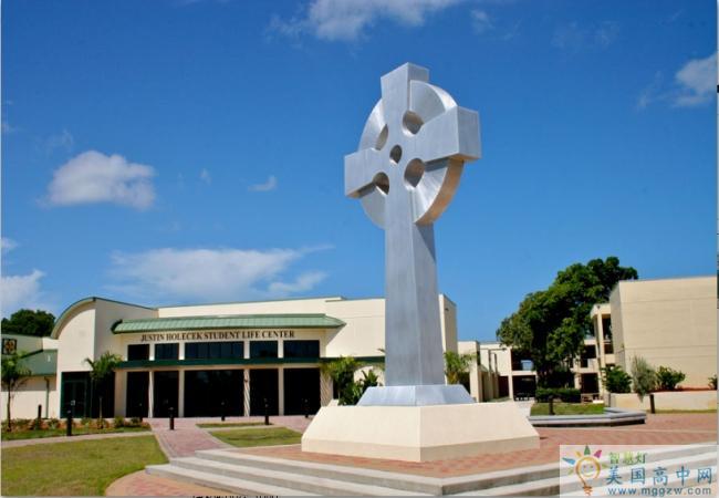 St.John Neumann Catholic High School-圣约翰诺依曼天主中学-St-John Neumann Catholic High School建筑物