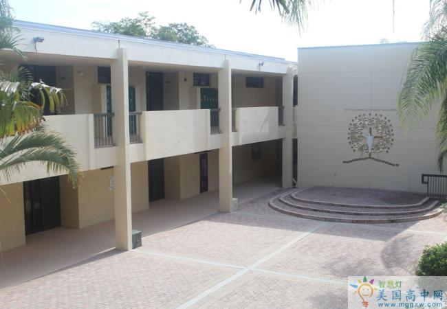 St.John Neumann Catholic High School-圣约翰诺依曼天主中学-St-John Neumann Catholic High School教学楼