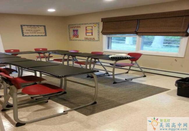 The Knox School-诺柯斯中学-Knox School院校参访8