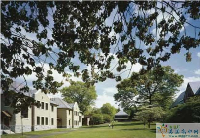 The Masters School-迈斯特中学-Masters School的环境