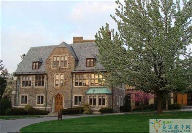 The Masters School-迈斯特中学-Masters School的建筑