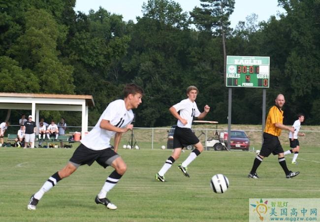 The Oakwood School-奥克伍德中学-The Oakwood School足球赛.JPG