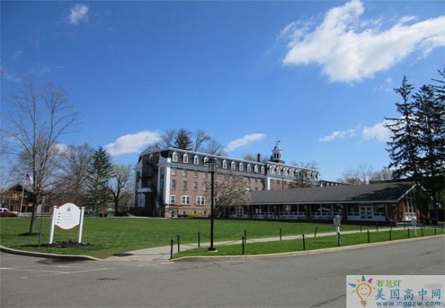 The Pennington School-潘宁顿中学-The Pennington School校园参访8