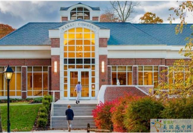 The Stony Brook School-斯托尼布鲁克中学-Stony Brook School的蕾娜中心