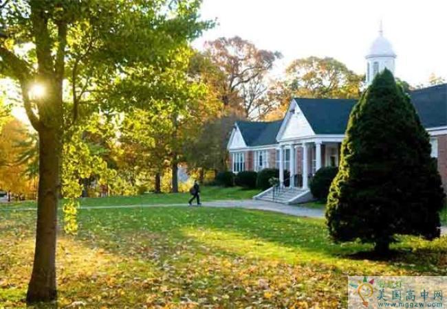The Stony Brook School-斯托尼布鲁克中学-The Stony Brook School的环境