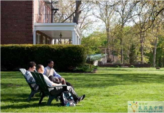The Stony Brook School-斯托尼布鲁克中学-Stony Brook School的校园生活