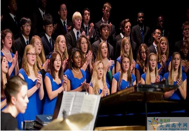 The Stony Brook School-斯托尼布鲁克中学-Stony Brook School的音乐演唱