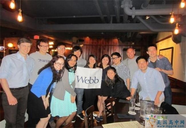 The Webb Schools-韦伯高中  -The Webb Schools的生活