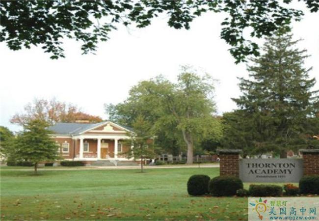 Thornton Academy -桑顿中学-Thornton Academy的环境