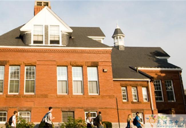 Thornton Academy -桑顿中学-Thornton Academy的建筑
