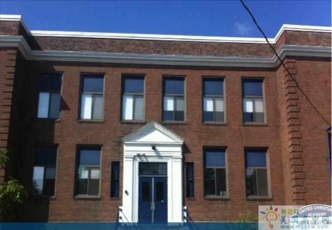 United Christian Academy-联合基督中学-United Christian Academy建筑.png