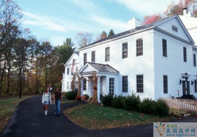 Vermont Academy-佛蒙特中学-Vermont Academy建筑