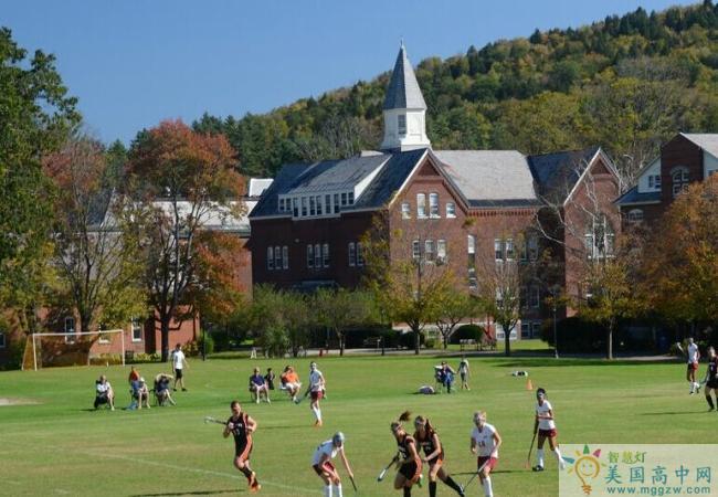 Vermont Academy-佛蒙特中学-Vermont Academy 校园建筑