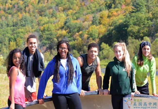 Vermont Academy-佛蒙特中学-Vermont Academy 登山日活动