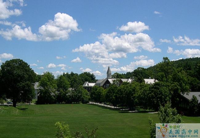 Vermont Academy-佛蒙特中学-Vermont Academy 校园