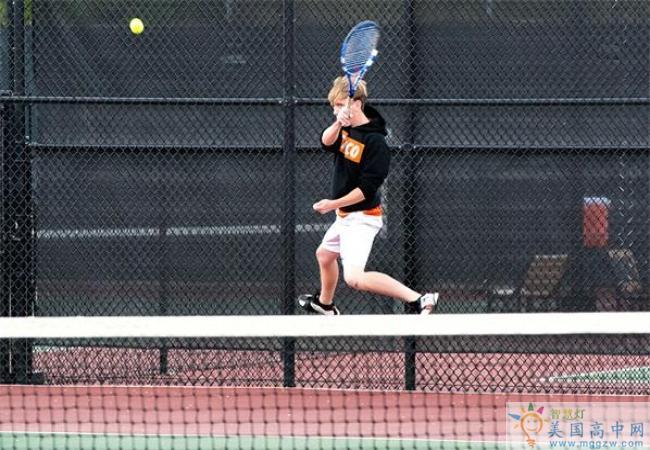 Wasatch Academy-瓦萨琪中学-Wasatch Academy的网球比赛