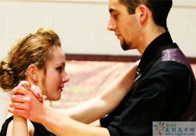 Washington Academy -华盛顿中学-Washington Academy舞蹈