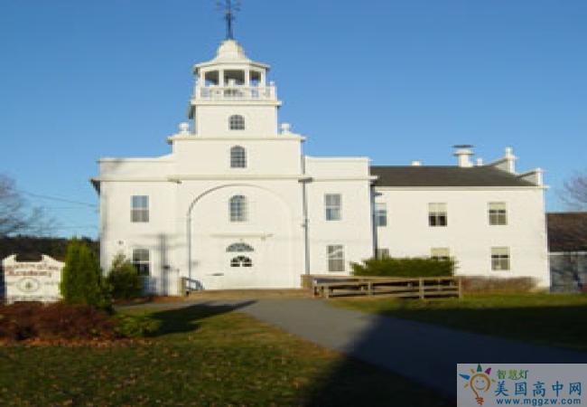 Washington Academy -华盛顿中学-Washington Academy的建筑