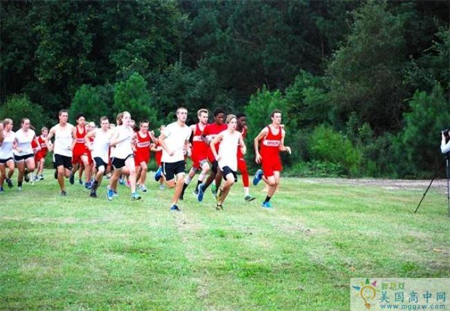 Wayne Country Day School-韦恩日校中学-Wayne Country Day School跑步比赛