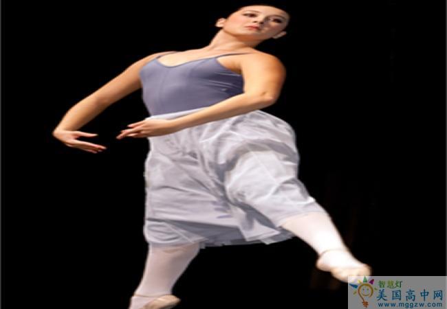 Western Reserve Academy-西储中学-Western Reserve Academy的舞蹈表演