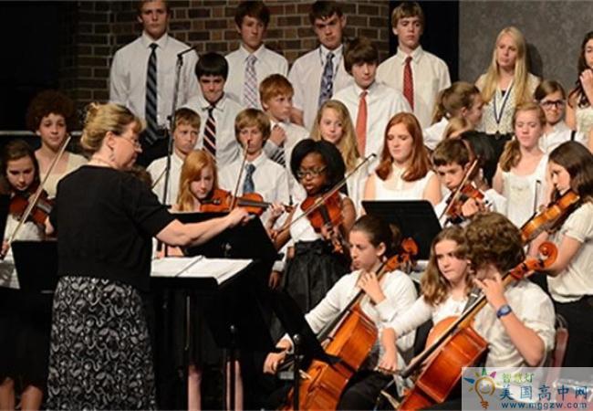 Westtown School-西城中学-Westtown School的音乐演出 (2)