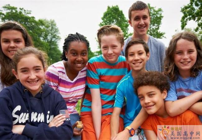 Westtown School-西城中学-Westtown School的学生